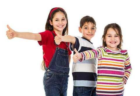 Счастливые дети от Bunchems