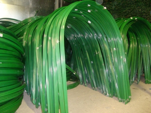 Дуги для теплицы из пластиковых труб