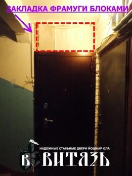 Стальные двери Тайгер Стандарт