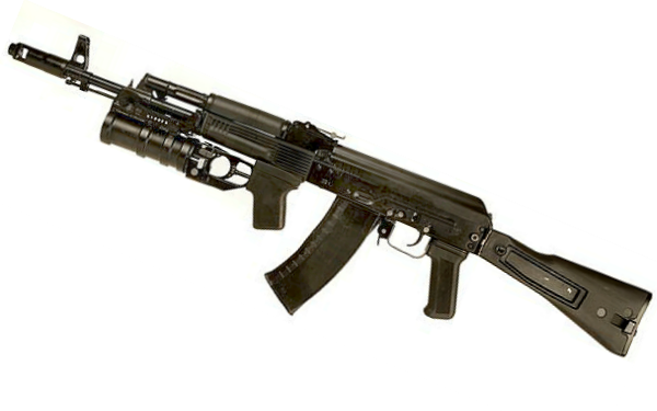 Охолощенный АК 74М