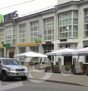 Дизайн-проект летнего кафе