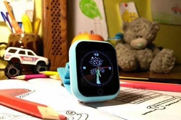 Smart baby watch q200S