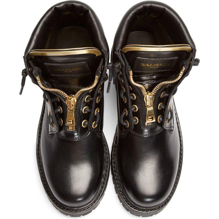 Ботинки Balmain цена