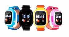 детские часы smart watch q100
