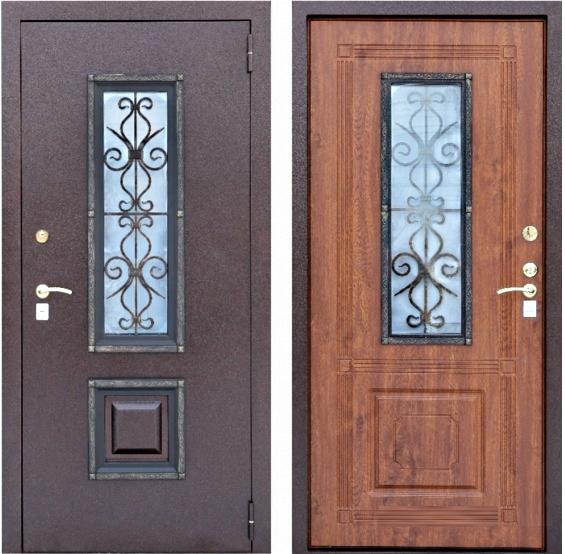 Входная дверь Тайгер Портэ