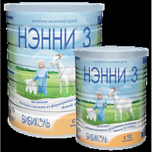 молочная смесь для малыша Нэнни 3