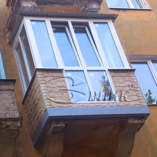 Пластиковые окна. балконы и лоджии под ключ.. воронежская об.
