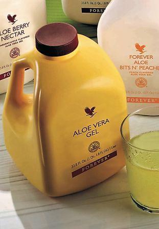 Стабилизированный 100% сок Алоэ Вера