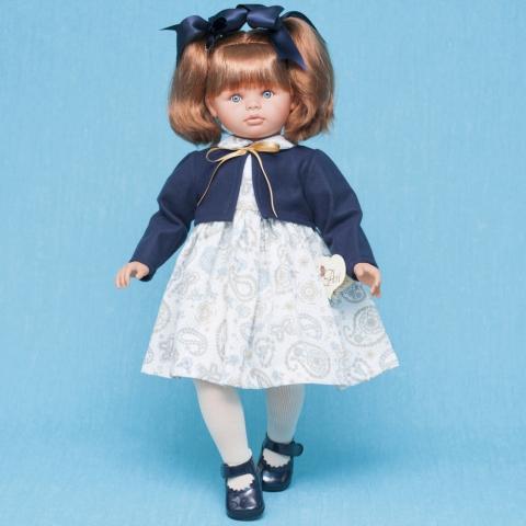 Рыжая кукла Пепа
