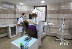Ортопедический каб №1 в стоматологии Мытищи