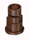 распылитель TK, распылитель дефлекторный, форсунка тиджет, форсунка для опрыскивателя
