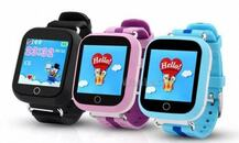 детские часы smart watch q200S