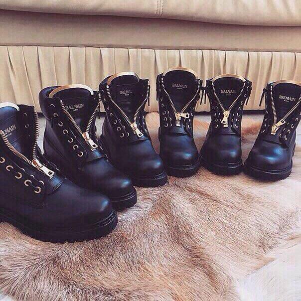 Купить ботинки Balmain в СПБ