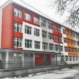 Проект капитального ремонта школы 188 Красногвардейского района СПб. 2016г.