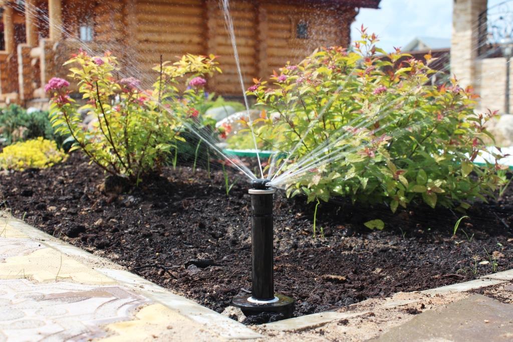 Поливочная система для сада своими руками 48