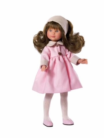 кукла Селия в плаще