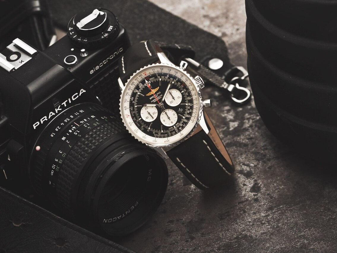 часы Breitling общий вид