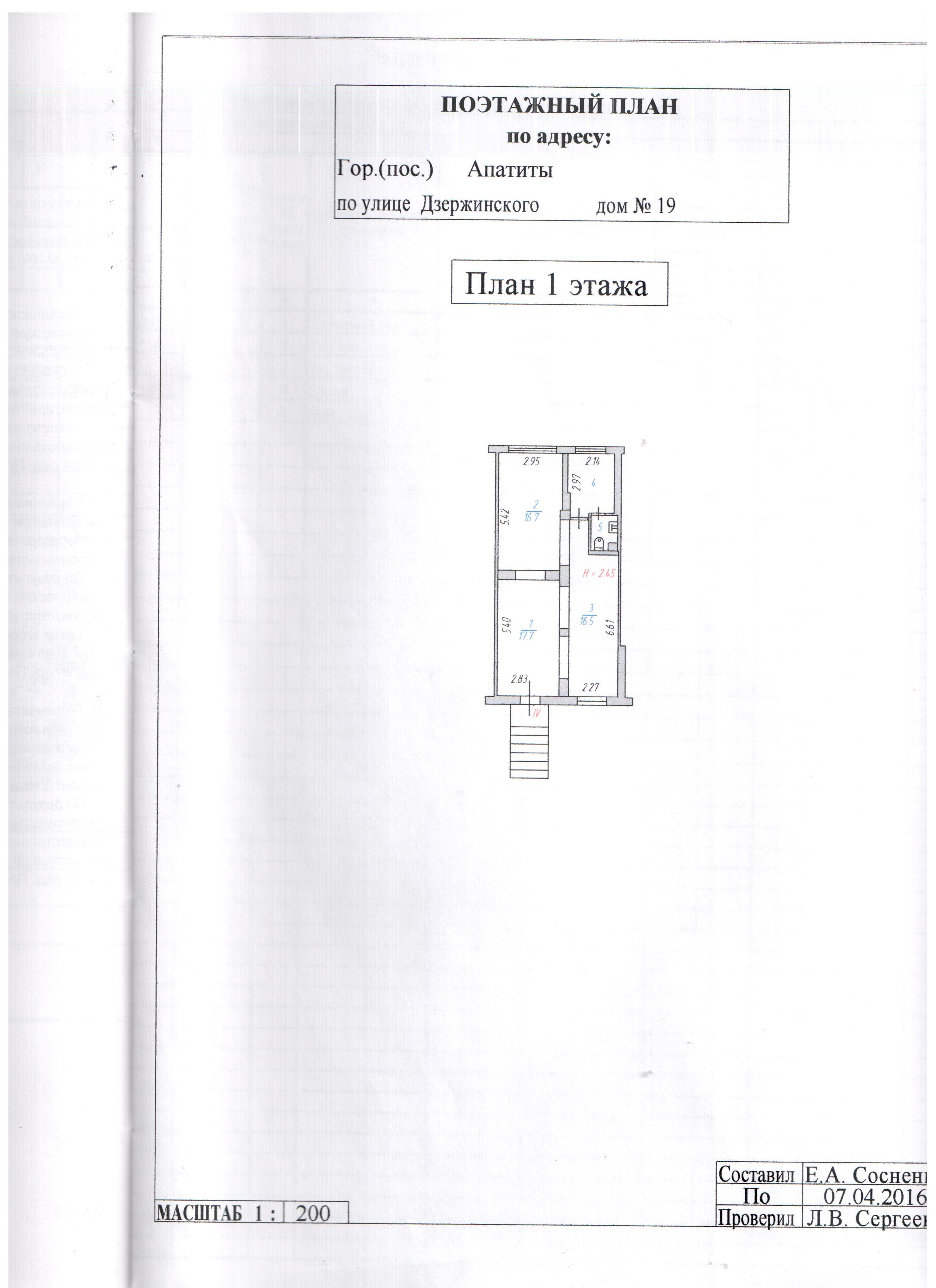 квартиры в апатитах