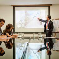 презентации и деловые встречи
