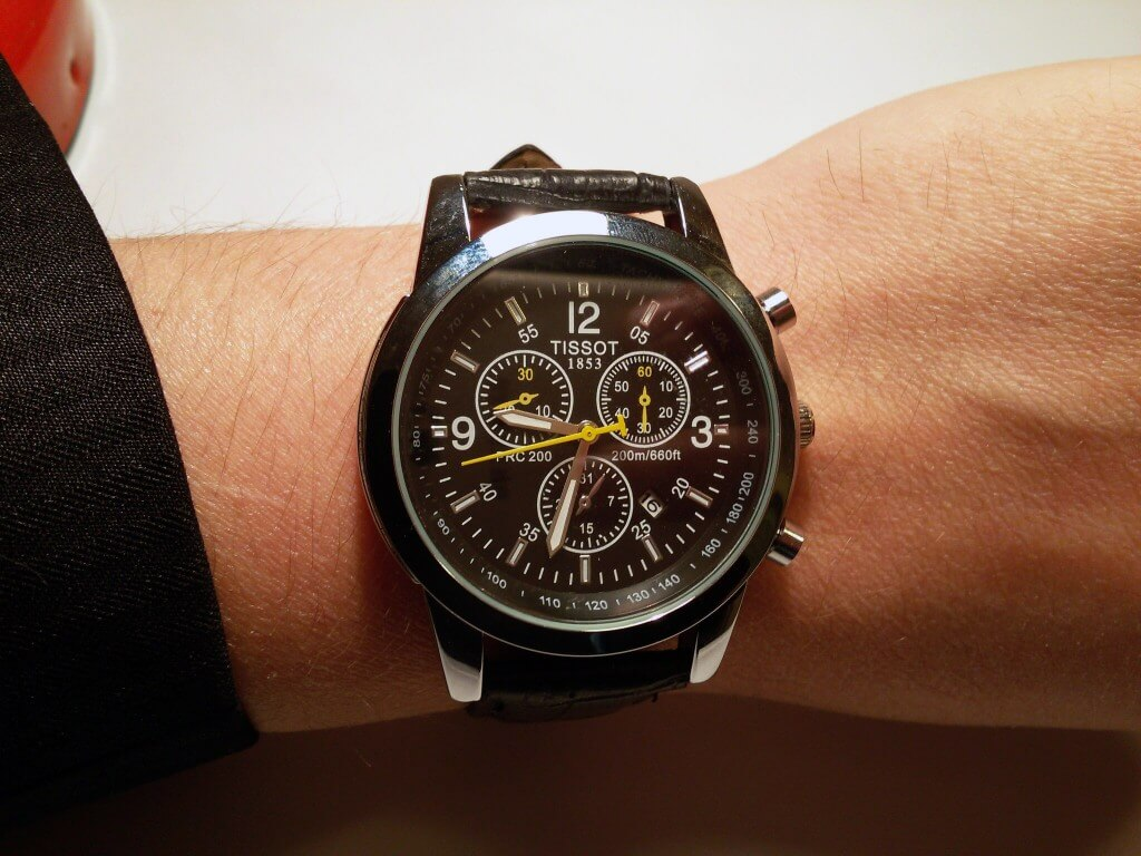 Часы Tissot кварцевые