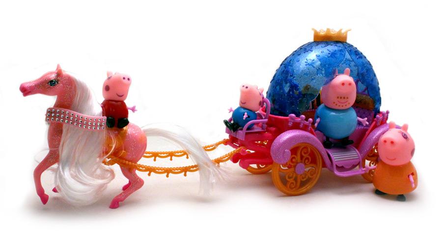 Купить игрушки Свинка Пеппа - Green-Monkeyru магазин