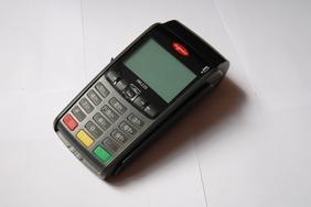 pos терминал Ingenico ICT220 эквайринг для приёма пластиковых карт